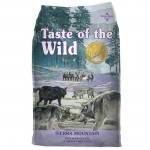 Taste of the Wild Sierra Mountain karma z jagnięciną 2kg