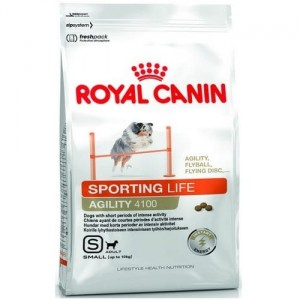 Royal Canin Sporting Life Agility Small Dog 4100 1,5kg