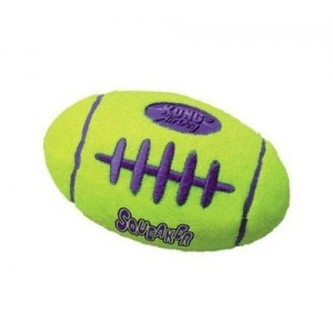 Kong Airdog Squeaker Football Small 8cm