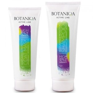 Botaniqa Active Line Moisturizing & Protection Zestaw
