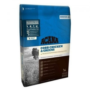 Acana Heritage Cobb Chicken & Greens All Breeds 11,4kg