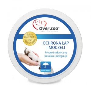 Over Zoo Winter Shoes - ochronny balsam do łap 50g