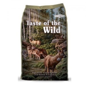 Taste of the Wild Pine Forest z dziczyzną 2kg
