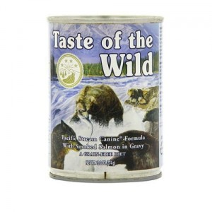 Taste of the Wild Pacific Stream Canine 390g